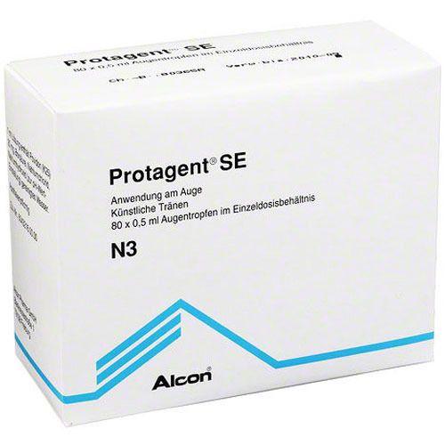 Protagent® SE Augentropfen 80X0,5 ml Augentropfen