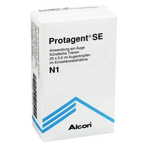 Protagent® SE Augentropfen 20X0,5 ml Augentropfen