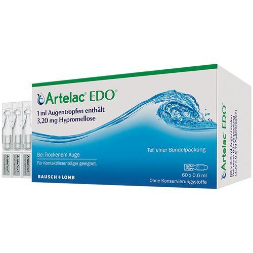 Artelac® Edo® Augentropfen 120X0,6 ml Augentropfen