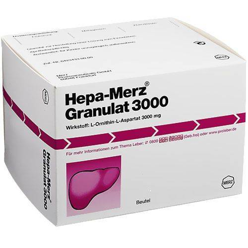 Hepa-Merz Hepa Merz Granulat 3000 100 St Granulat