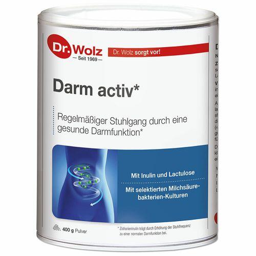 Dr. Wolz Darm activ Pulver 400 g Pulver