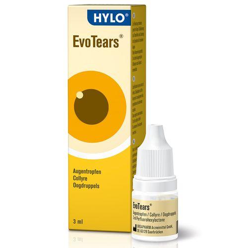 EvoTears Augentropfen 3 ml Augentropfen