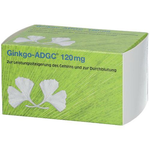 Ginkgo-ADGC® 120 mg 120 St Filmtabletten