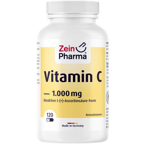 ZeinPharma Vitamin C 1000 mg ZeinPharma 120 St Kapseln