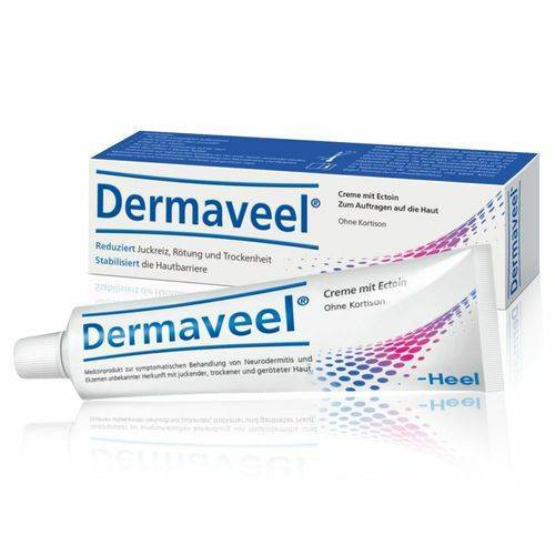 Biologische Heilmittel Heel GmbH Dermaveel® 50 ml Creme