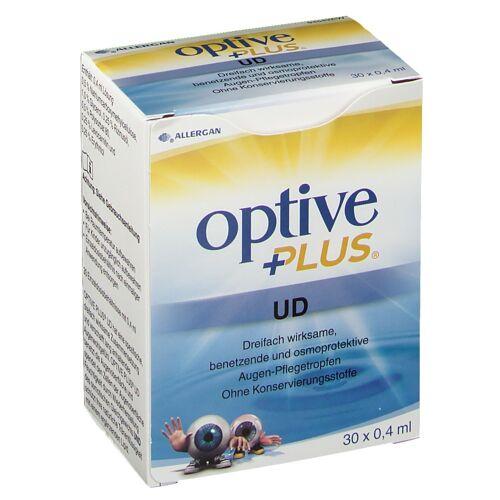 Allergan® optive plus® UD Augentropfen 30X0,4 ml Augentropfen