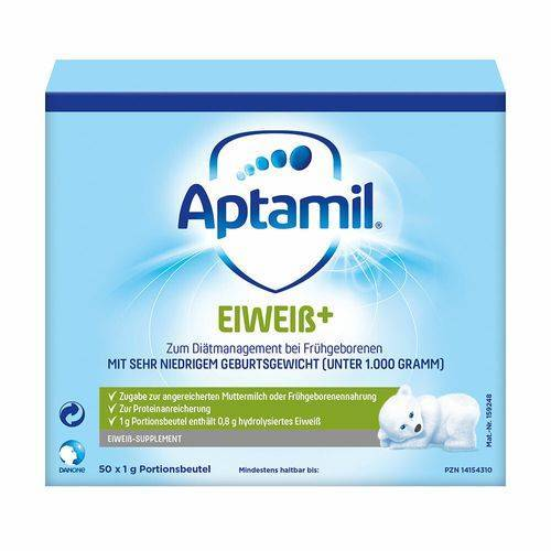 Aptamil® Eiweiß+ 50X1 g Pulver