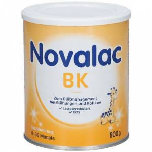 Novalac BK Spezialnahrung 800 g Pulver