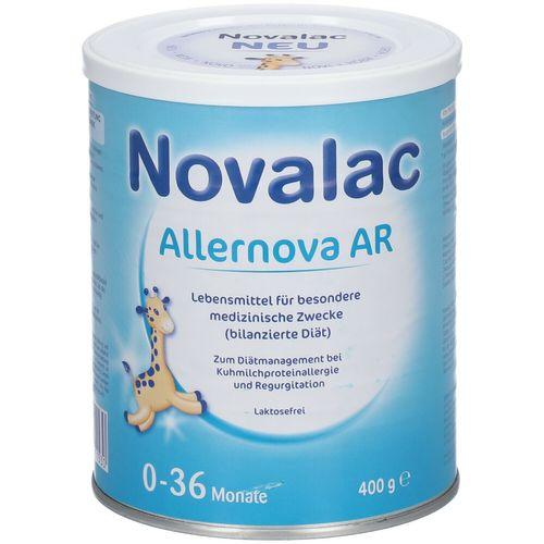 MEDIS GMBH Novalac Allernova AR 400 g Pulver