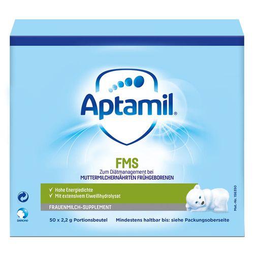 NUTRICIA MILUPA GMBH Aptamil® FMS 50 St Pulver