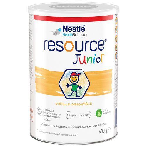 Nestle Resource® Junior Vanille-Geschmack 400 g Pulver