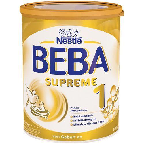 Nestle Nestlé Beba® Supreme 1, Anfangsmilch von Geburt an 800 g Pulver
