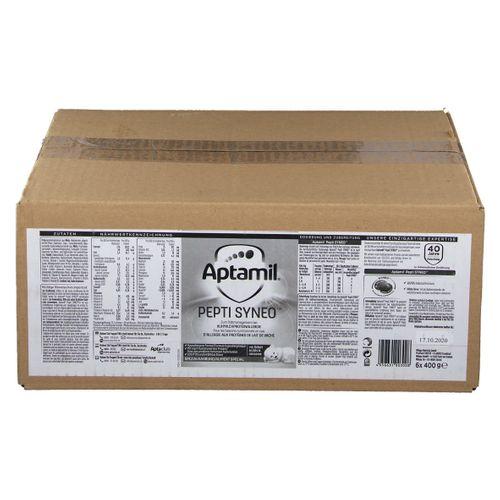 Aptamil® Pepti Syneo™ 6x400 g Pulver