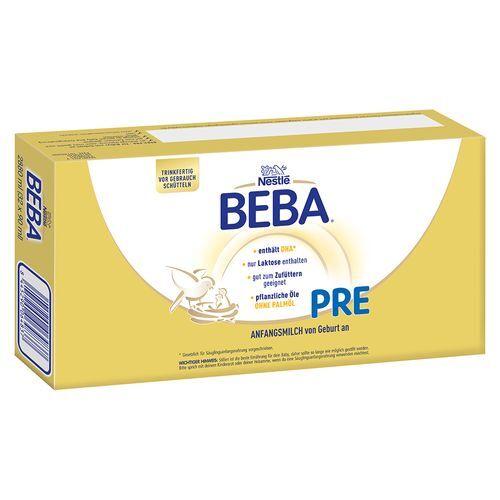 Nestle Nestlé Beba PRE flüssig 32x90 ml Flüssigkeit