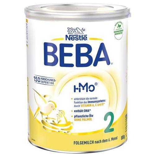 Nestle Nestlé Beba® 2 Folgemilch 800 g Pulver