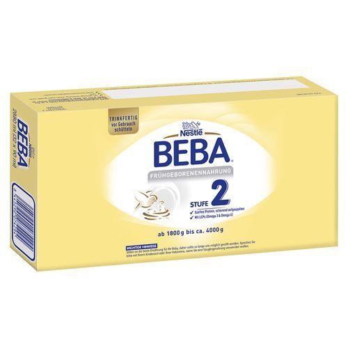 Nestle Beba® Frühgeborenennahrung Stufe 2 flüssig 32x90 ml Flüssigkeit