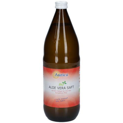 Aurica® Bio Aloe Vera Saft 1000 ml Saft