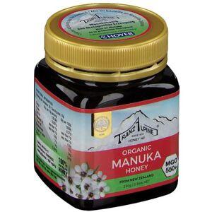 TRANZALPINE® TranzAlpine Bio- Manukahonig MGO 550+ 250 g Creme
