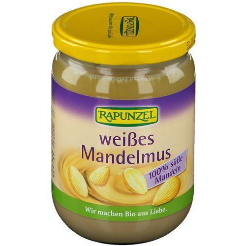 Rapunzel Bio weißes Mandelmus 500 g Creme