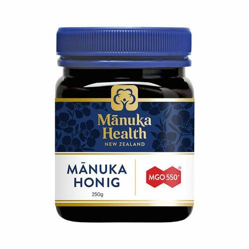 Manuka Health MGO 550+ Manuka Honig 250 g Creme