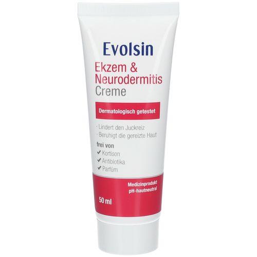 Evolsin Ekzem & Neurodermitis Creme 50 ml Creme