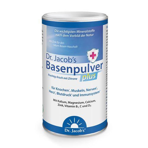 Dr. Jacob's® Dr. Jacob's Basenpulver plus mit Zitrone 300 g Pulver