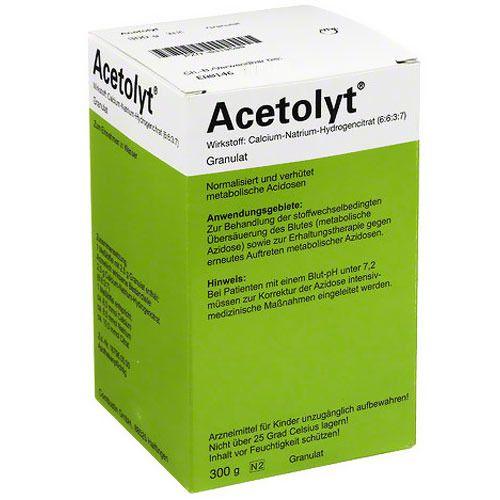 Acetolyt® Granulat 300 g Granulat