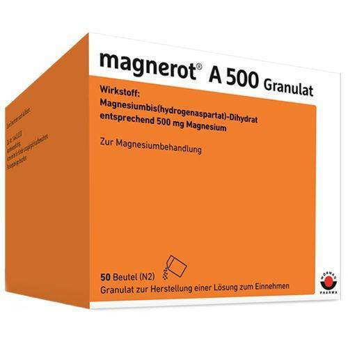 magnerot A 500 Granulat 50 St Granulat