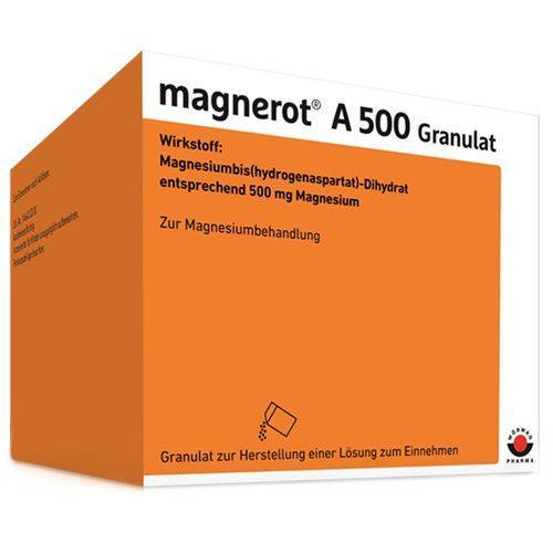 magnerot A 500 Granulat 100 St Granulat