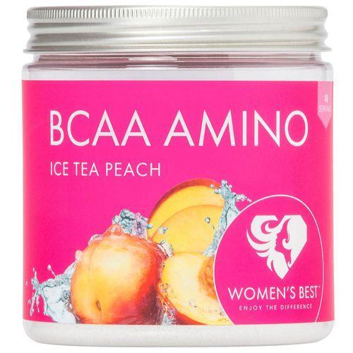 WOMEN'S BEST™ Womens Best Bcaa Amino - Eistee Pfirsich 200 g Pulver