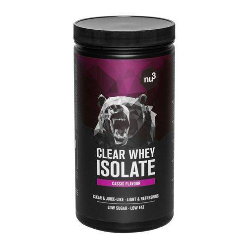 nu3 Performance Iso Whey, Cassis 700 g Pulver