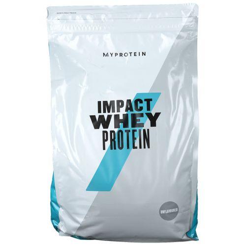 MyProtein Impact Whey Protein, Neutral, Pulver 5000 g Pulver