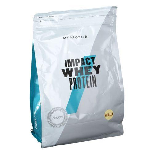 MyProtein Impact Whey Protein, Vanille, Pulver 1000 g Pulver