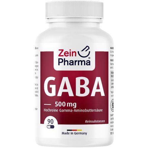 ZeinPharma Gaba Kapseln 500 mg ZeinPharma 90 St Kapseln