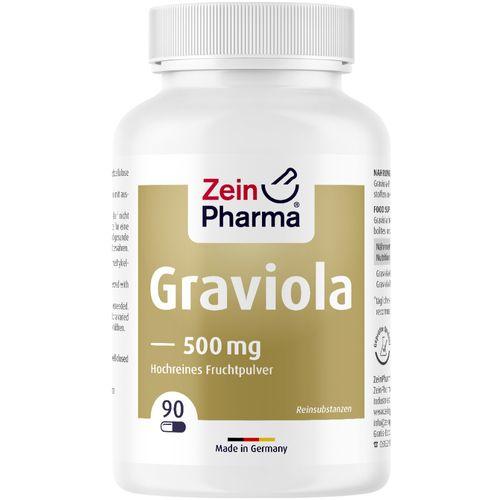 ZeinPharma Graviola Kapseln 500 mg ZeinPharma 90 St Kapseln