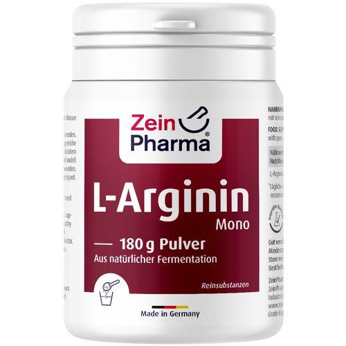 ZeinPharma L Arginin Pulver Mono ZeinPharma 180 g Pulver