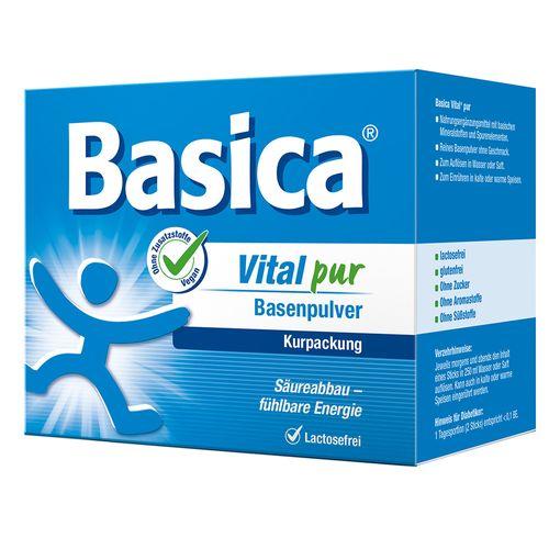 Basica® Basica Vital® pur 50 St Pulver