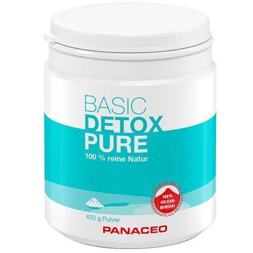 Panaceo Basic-Detox Pure Pulver 400 g Pulver