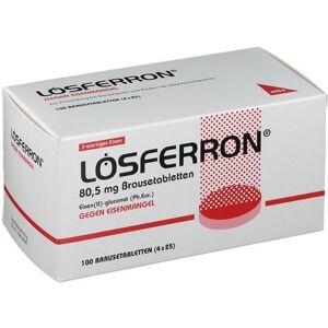 Lösferron® 80,5 mg Brausetabletten 100 St Brausetabletten