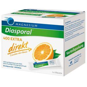 Magnesium Diasporal® 400 Extra direkt Orange 100 St Granulat