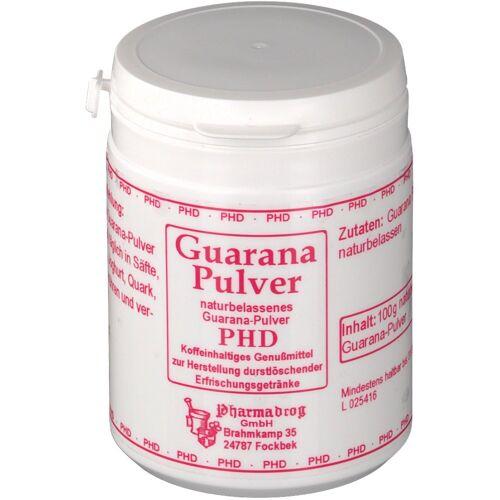 PHD Guarana Pulver 100 g Pulver