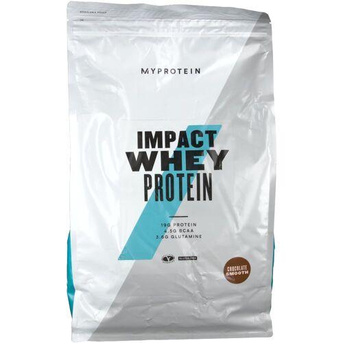 MyProtein Impact Whey Protein, Chocolate Smooth, Pulver 5000 g Pulver