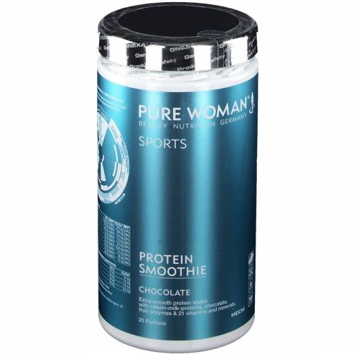 HECH® Pure Woman® Sports Protein Smoothie Schokolade 500 g Pulver