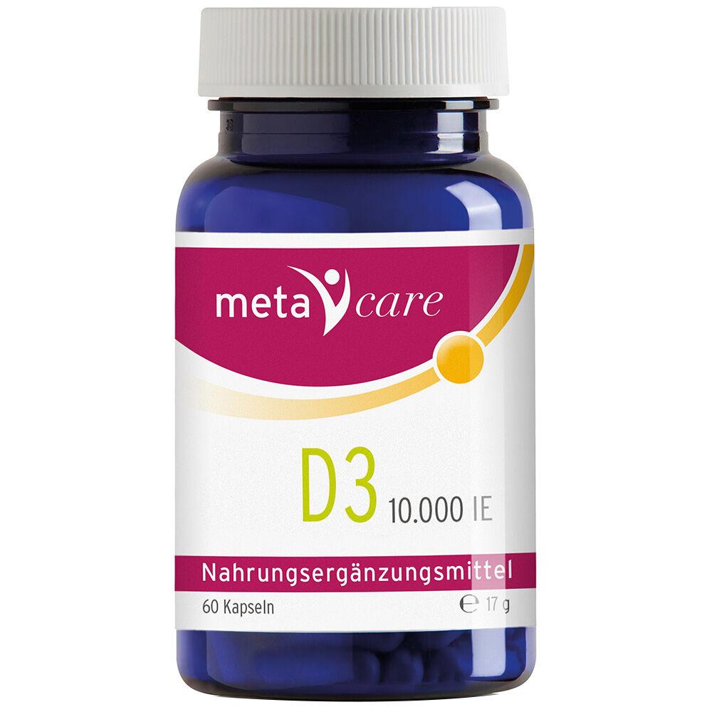 metacare® D3 60 St Kapseln