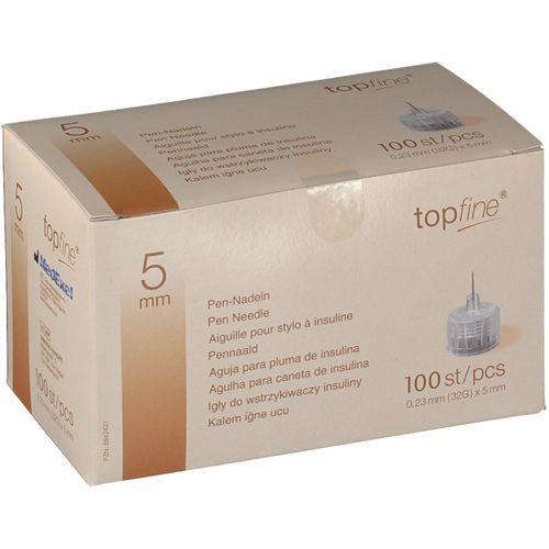 topfine® Kanüle 32 G 5 mm 100 St Kanüle