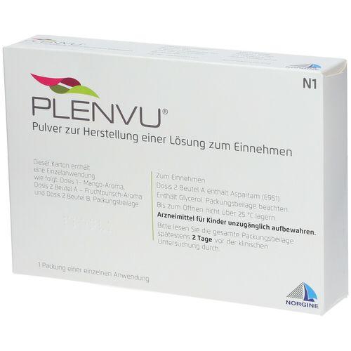 Plenvu® Pulver zur Herstellung einer Lösung zum Einnehmen 1 St Pulver zur Herstellung einer Lösung zum Einnehmen