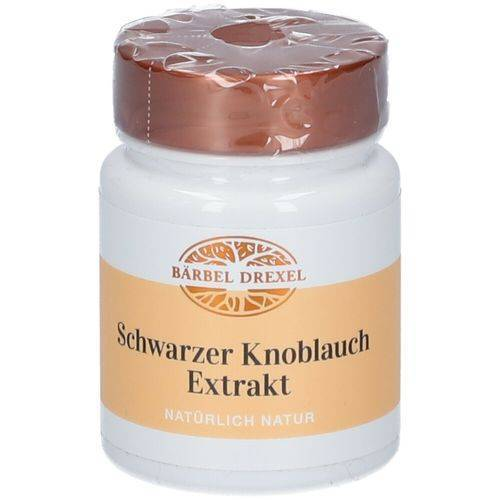 Heilpflanzenwohl GmbH Schwarzer Knoblauch Extrakt Kapseln 19 g Hartkapseln