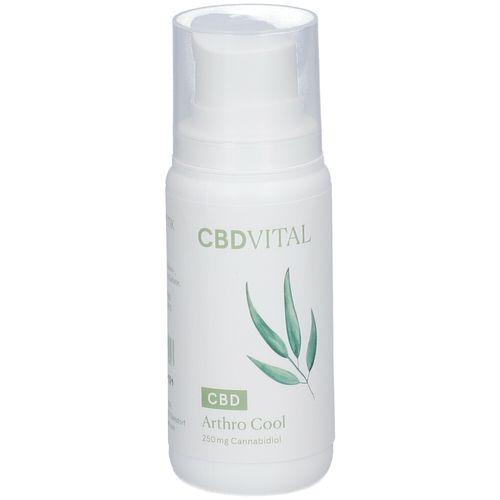 Vitrasan GmbH Cbdvital CBD Arthro Cool 100 ml Balsam