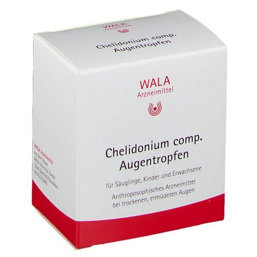 Wala® Chelidonium Comp Augentropfen 30X0,5 ml Augentropfen