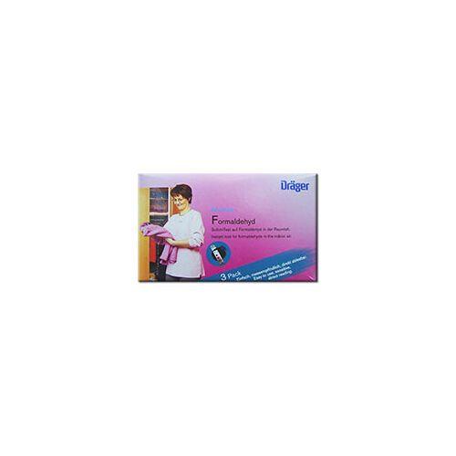 Dräger Bio Check Formaldehyd Test 3 St Test